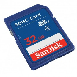 Sandisk SDHC Card Class 4,...