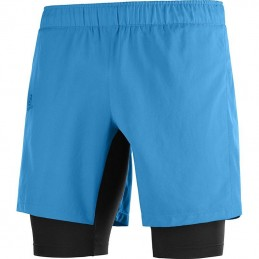 Salomon Agile Twinskin Short