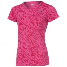 Asics SS Allover Graphics Top