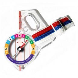 Moscompass model 8 rainbow