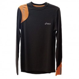 ASICS Crew Neck LS shirt