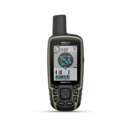 Garmin GPSMAP 65, Multi-Band
