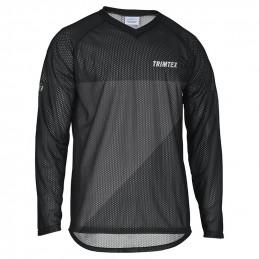 Trimtex Basic Mesh LS o-shirt