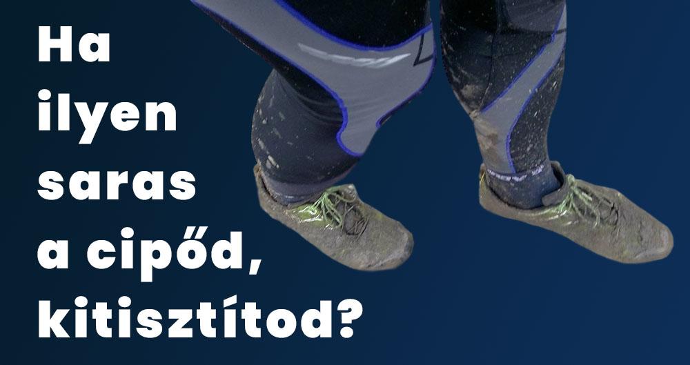 Ha ilyen saras a cipőd kitisztítod?