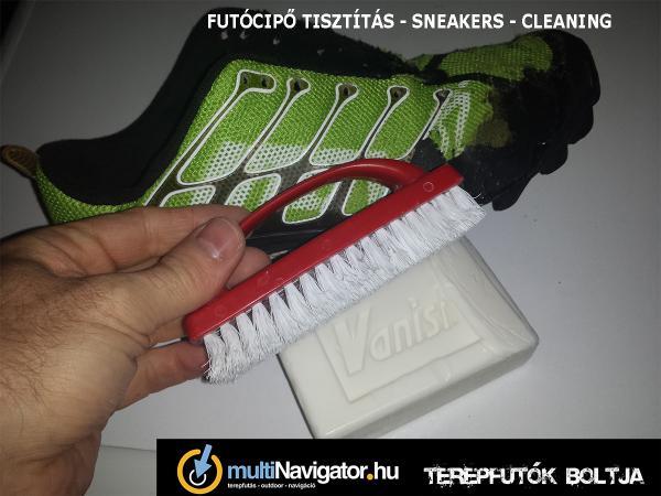 A cipő tisztítása - hidd el többet segít mint árt a körömkefe